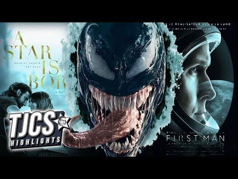 Venom #1 At The Box Office Again Over First Man And Star Is