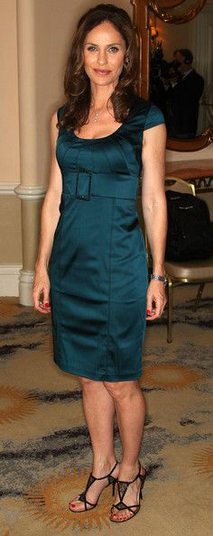 Amy Brenneman. Photo from The Feminist Majority Foundation Gala