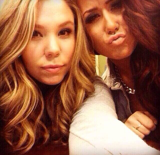 Kaylin and Chelsea Houska Teen Mom 2.