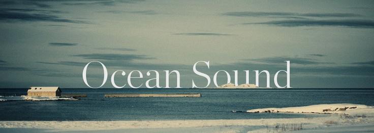 Ocean Sound - Estúdio musical em Giske - Noruega; uma pequena ilha, sobre praias arenosas, com vista para o oceano. Longe de tudo. O lugar perfeito para fazer música.