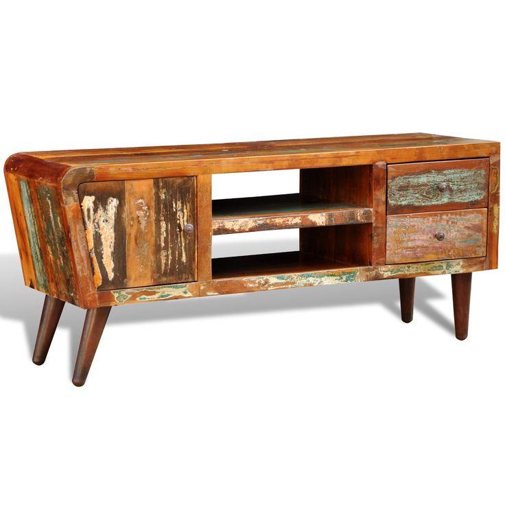furniture vintage vintage wood home furniture lp storage storage cabinets decor tv shelf shelves wood tv stands