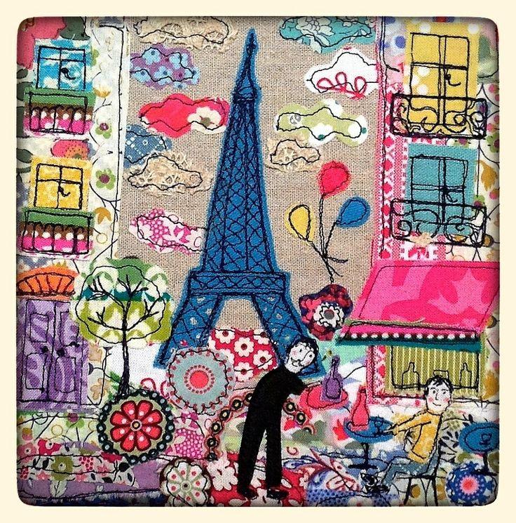 Oh la la Paris By lucy levenson Designs