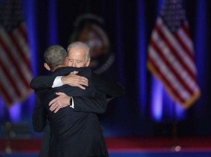 Les adieux de Barack Obama en 10 photos émouvantes - L'Obs