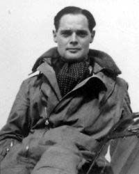 Douglas Badger born in England 1910. Join the RAF lost both legs in the crash in1931. Had to leave the RAF. In 1939 WW II he reapplied to the RAF they was desperate for pilots. He was allowed to rejoin and flew fighter sorties in the Battle of Britain. He was one of the pioneers of wing squadron, helped form Duxford Wing, a formation of 5 squadrons shoot down many German fighters. After getting out of POW sent last few decade visiting injured servicemen in hospital. 1976 was knighted by…
