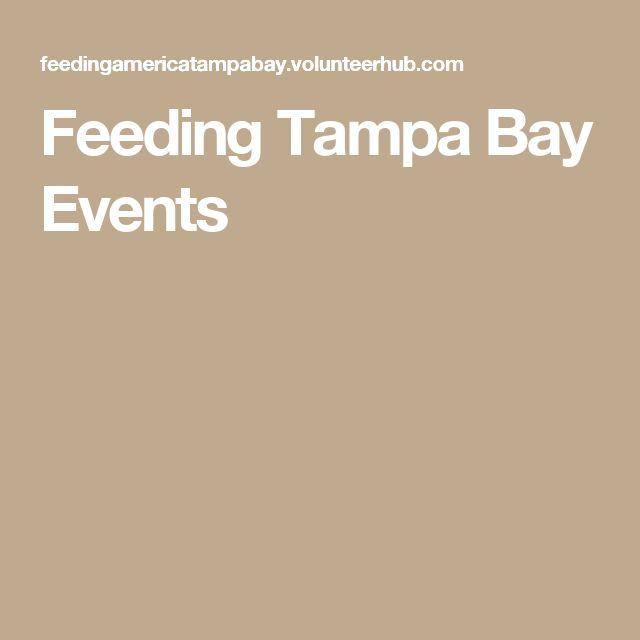 Feeding Tampa Bay Events