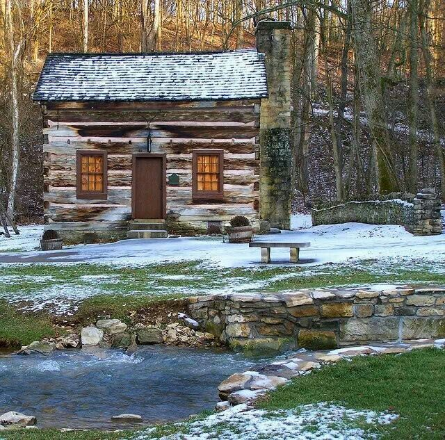 136 Best Country Cabins Images On Pinterest