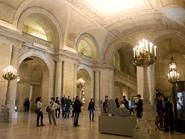The Rose Main Reading Room at the New York Public Library, Stephen A. Schwarzman Building