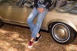 Womens Sunset Strip Sneaker Wintertide   SeaVees