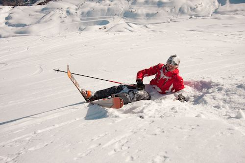 What is skier's toe, when your toenail turns black? #podiatry #sportsinjuries #footcare