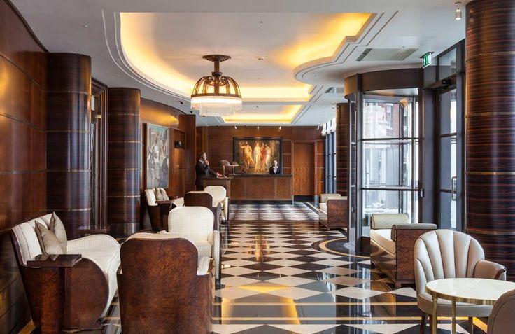33 Best Art Deco Interiors Inspiration • LuxDeco.com