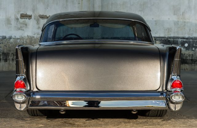 60 best 1957 bel air images on pinterest chevy hot rods and bel air 1957 chevy bel air rear sciox Choice Image