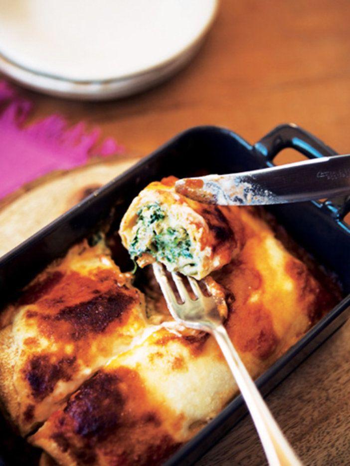 パスタ生地でつくるよりふわふわの食感!|『ELLE a table』はおしゃれで簡単なレシピが満載!