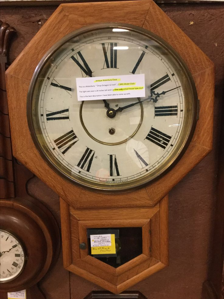 Antique early american chauncey jerome wall clock with austin antique early american chauncey jerome wall clock with austin illinois label circa 1860 8day time only movement professionally cleaned oiled an aloadofball Choice Image