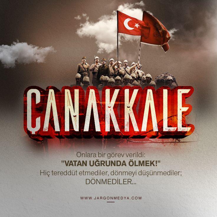 Çanakkale şehitlerimizi minnet ve rahmetle anıyoruz... #jargonmedya #18Mart1915 #ÇanakkaleZaferi #ÇanakkaleGeçilmez #ankara #turkiye #turkey