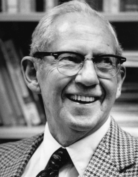 George J. Stigler won the Nobel Memorial Prize in Economic Sciences in 1982, and was a key leader of the Chicago School of Economics.