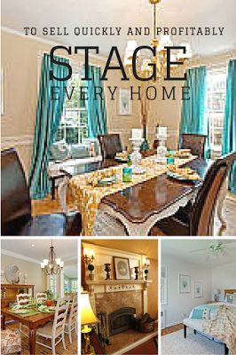 Beautiful Staged Homes: Stop Selling Just a