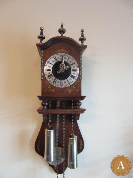 Часы настенные. Франц Хермле, 1950 гг.