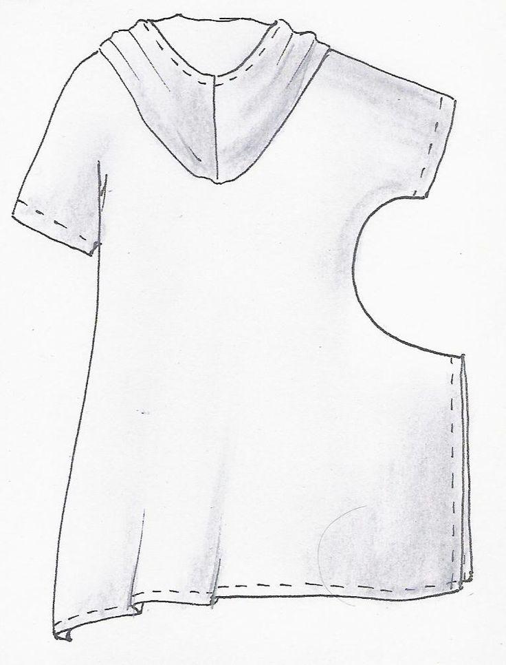 184 best lagenlook images on Pinterest | Tunics, Linen dresses and ...
