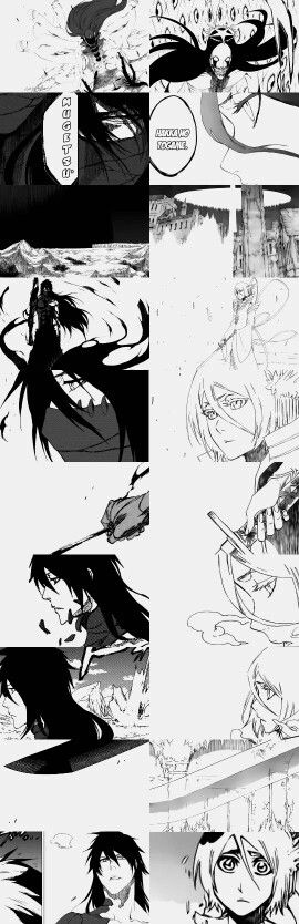 """"""" Where there is light there is darkness"""". Mugetsu chapter 420 & 421 and Hakka no Togame 569 & 570."""