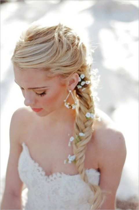 beautiful 2014 wedding hairstyles for brides | Latest Bridal Hairstyles 2013 Fashion (8)- For more amazing finds and inspiration visit us at http://www.brides-book.com