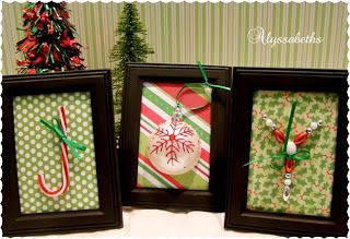 Christmas Decorations - Dollar Tree Style