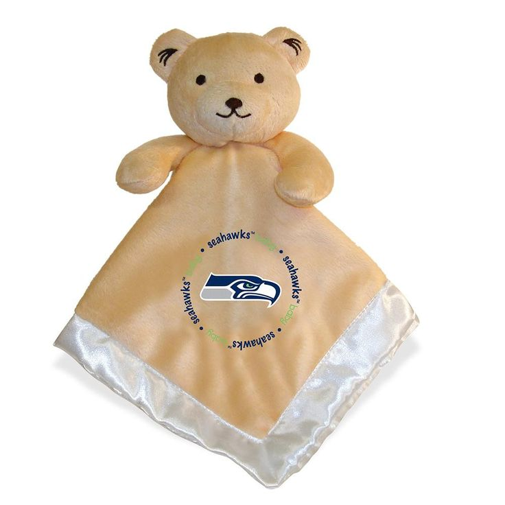 seattle seahawks nfl infant security blanket 14 in x 14 in u2013 fan shop