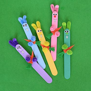 DIY Craft: 10 of the Cutest Easter Crafts for Kids 1