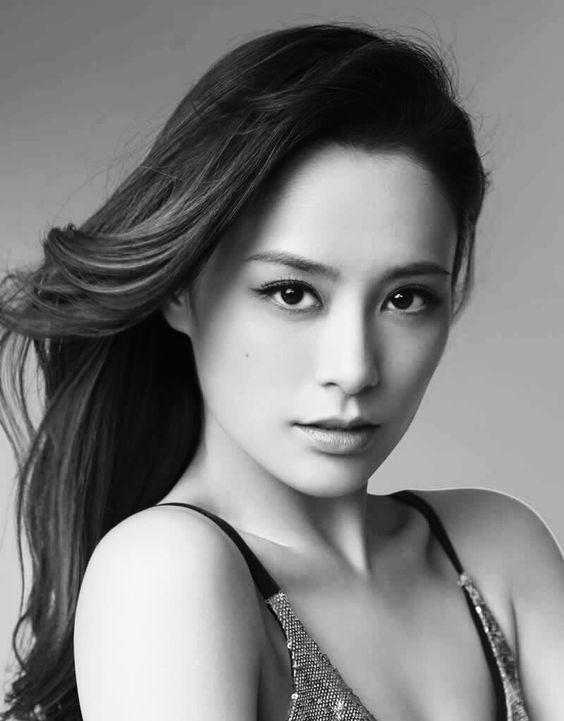 Gillian Chung, Hong Kong Pop star and actress.