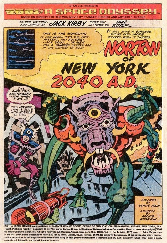 183 Best Jack Kirby Cartoonist Images On Pinterest