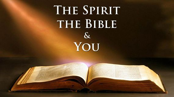 John 16:13-14 ~ However, when the Spirit of truth, has come, He will guide you into all truth; for He will not speak on His own authority, but whatever He hears He will speak; and He will tell you things to come. He will glorify Me, for He will take of what is Mine and declare it to you.