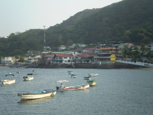 Taboga Island in Panama... good times over there :)