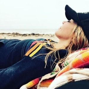 Life is better when you surf | then nap post surf ☺️🏄🏼 #surfergirl #summertime #naptime #malibu #countyline #surf #tbt