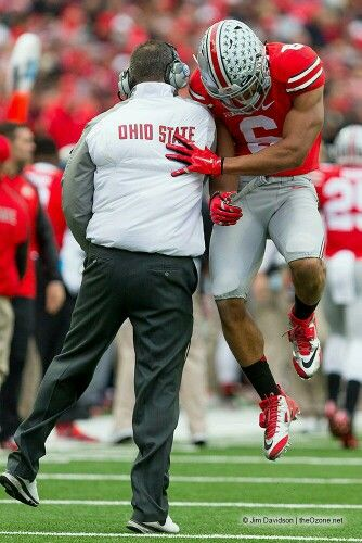 Coach Urban Meyer .... The Ohio State University Football Team