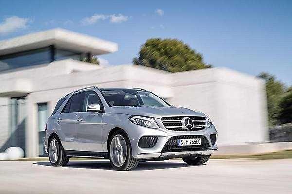 2018-2019 Mercedes-Benz GLE