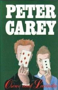 1988 Man Booker Prize Winner:  Oscar and Lucinda by Peter Carey #kickupyourheels
