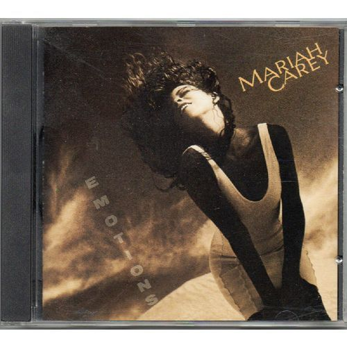MARIAH CAREY, Emotions on CD