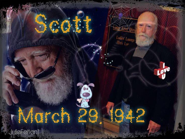 Scott Wilson 3/29/1942 Aries