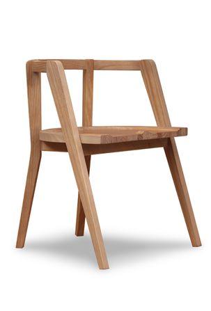 Cadeira Portinari, design assinado por Bruno Faucz | MUMA | muma.com.br