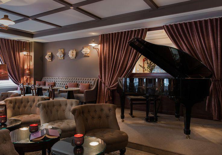 → Jazz Club - Piano Bar - Concerts | St Germain des Prés - Paris | Café Laurent