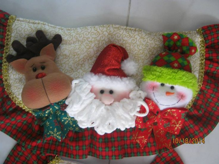 juego baño navideño