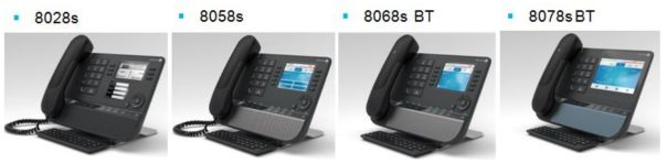 Telefon Santrali Kurulumu Ankara 0312 205 11 11: Alcatel-Lucent S Serisi IP Premium DeskPhones