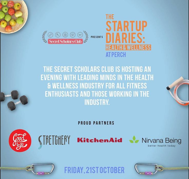 Delhi based FitNuts. some of our awesome friends are speaking with the Secret Scholars Club this Friday about Health and Wellness!  Use the link before they get sold out:  http://imojo.in/FitnutxDSSC  #FitNut #TheStartUpDiaries