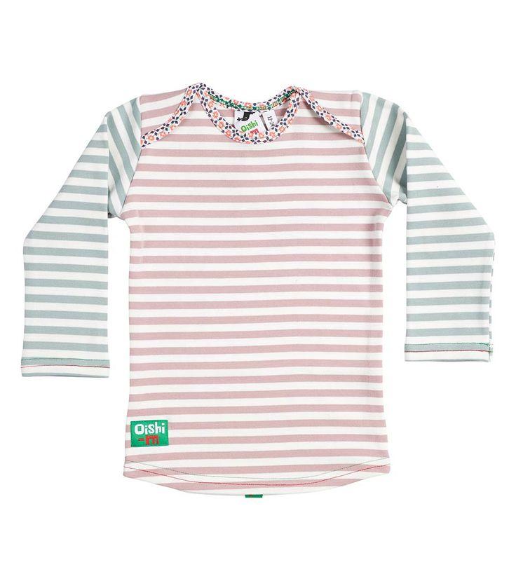 Squeeze Me Tight LS T Shirt, Oishi-m Clothing for Kids, Winter 2018, www.oishi-m.com