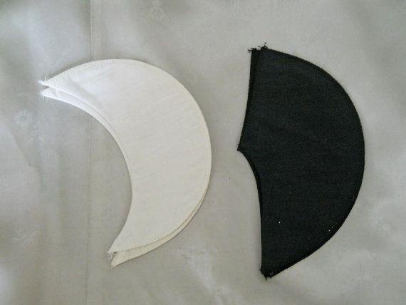 Vintage Dress Shields 1940s Underarm Sweat Pads