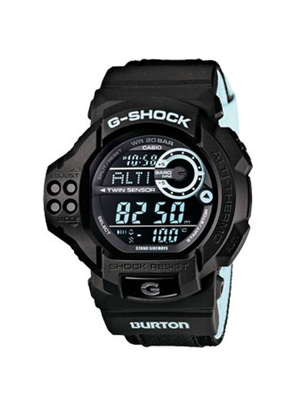 Casio G-Shock GDF-100BTN-1ER 2012/13    www.boarders-project.com