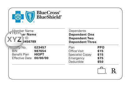 affordable blue cross blue shield health insurance