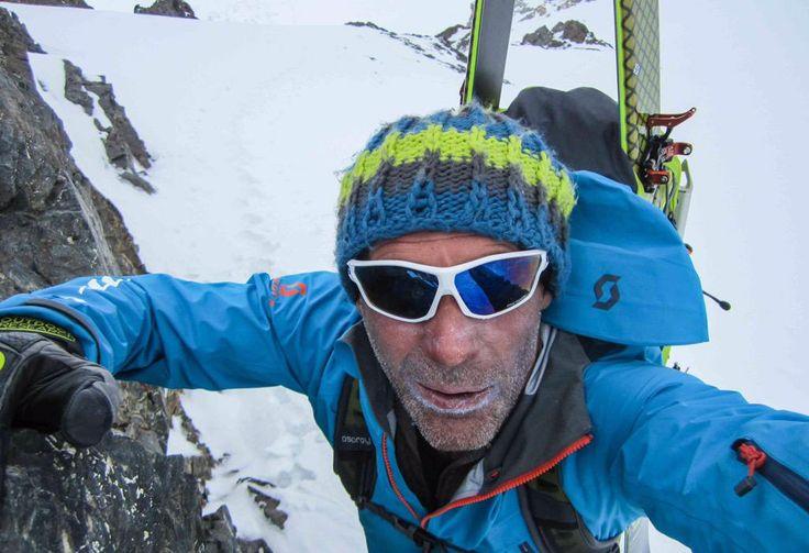 Mike Horn K2