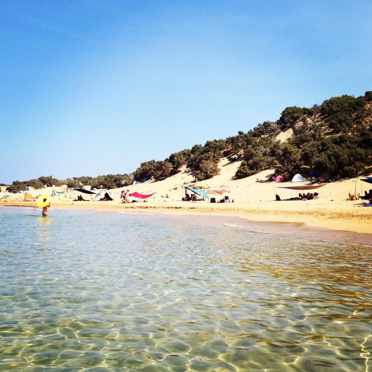 #Gavdos #AgIoannis #beach