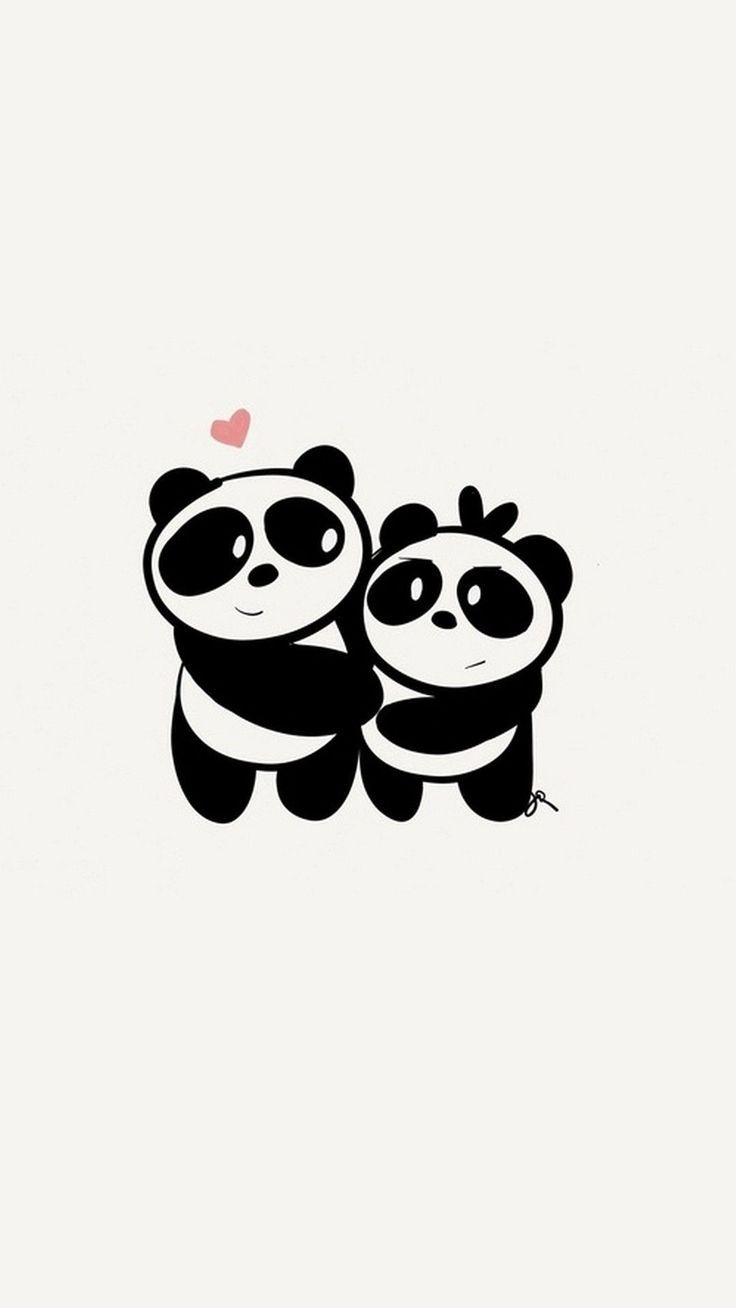 Beautiful iPhone X Wallpaper Black and White Awesome iPhone X Cute Couple Of Ele… – My Wallpaper's Page