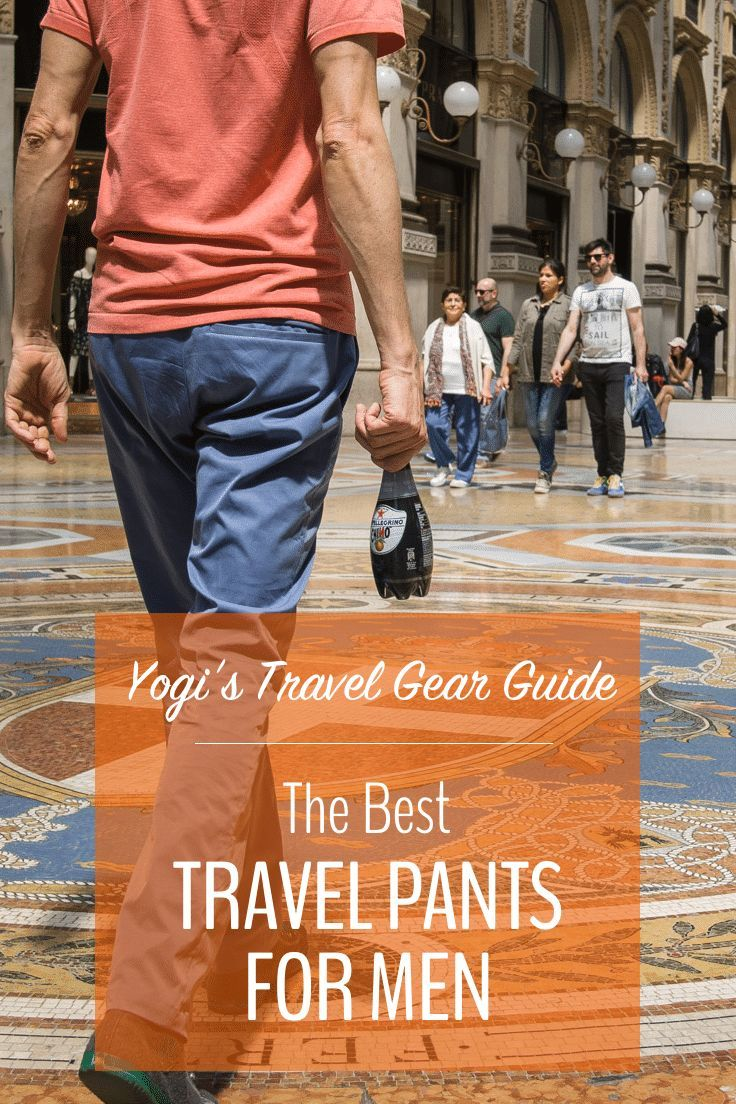 If you've been searching for the best travel pants for men, you may have just found them! Find out why Bluffworks travel pants have earned a permanent spot in my luggage. Click to check out these pants =>
